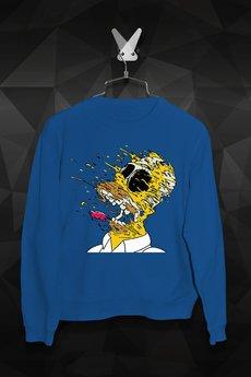 FailFake - Bluza Rozpadający się Homer - Damska