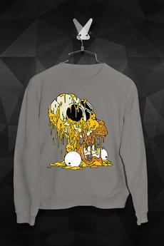FailFake - Bluza Topiący się Homer Męska