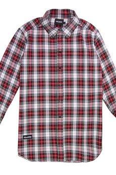 MAJORS - grid shirt