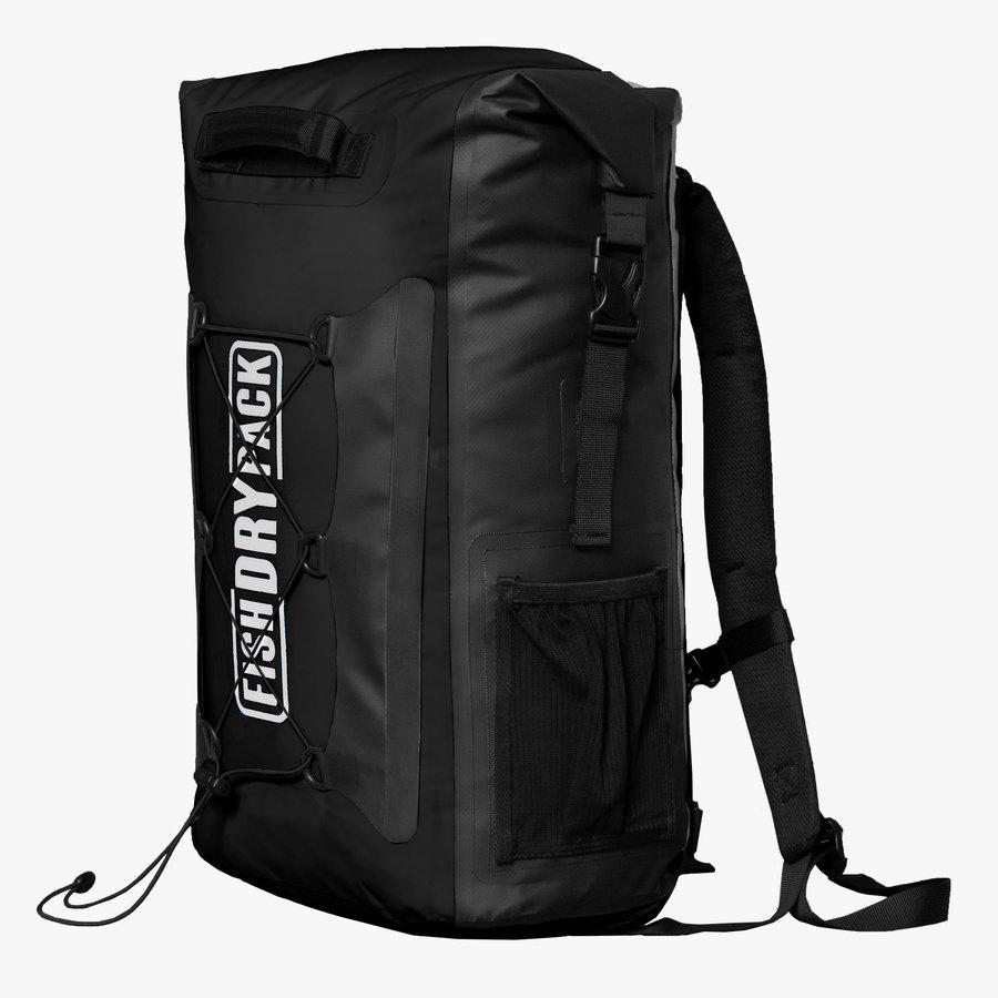 70fa86efbcb36 Plecak Explorer 40l Black - Czarny | Fish Dry Pack | Plecaki Unisex |  Mustache.pl