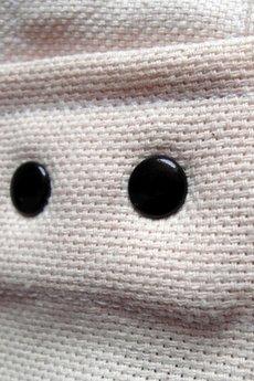 Wild Dot - Chrząszcze - torba z grubego płótna bawełnianego