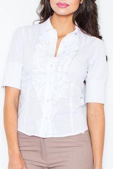 FIGL - Koszula M025 Biały