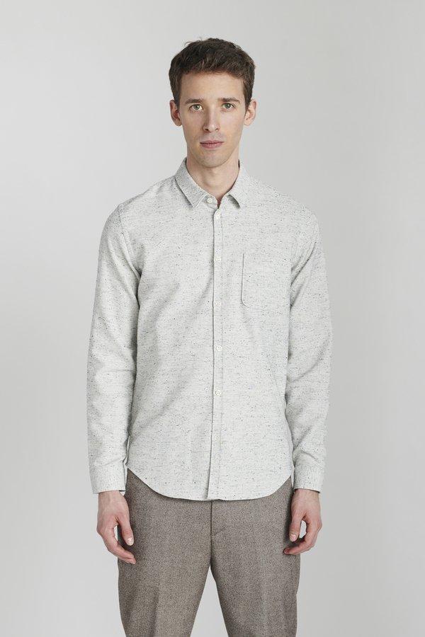 e8f5adbb63 Koszula Proper Biała Melanż - Biały