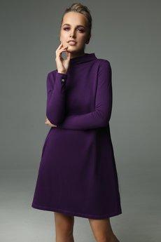 Madnezz - Sukienka Moss - Fioletowa