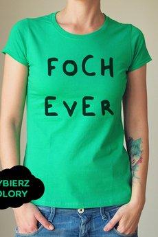 ONE MUG A DAY - Xs-xxl foch ever wybierz kolor dopasowana