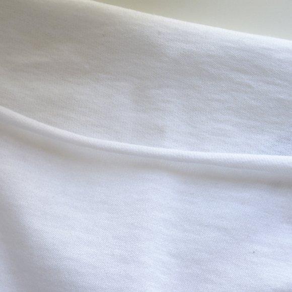 675279c13 Kwiaty Wianek Biały Oversize Koszulka Tshirt - Biały | One Mug A Day ...