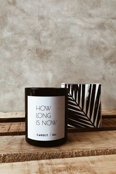 Bala-Lifestyle - Świeca Bala x Candly - How Long is Now
