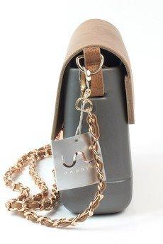 Doubleu bag - Torba Lulu Bag Silver
