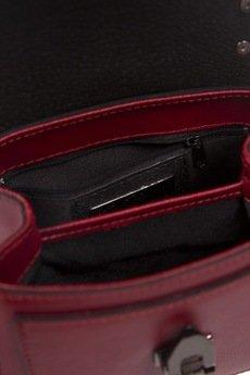 DOROTHÉ - Skórzana mała torebka