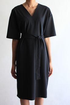 TRUE COLOR by ANN - Sukienka CLASSY BLACK