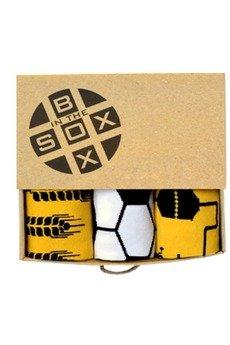 Sox in the Box - Box dla Fana Piłki Nożnej- Skarpetki