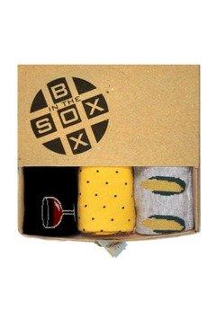 Sox in the Box - Box dla Bezglutenowca- Skarpetki