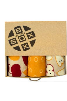 Sox in the Box - Box dla Wielbiciela Cydru- Skarpetki