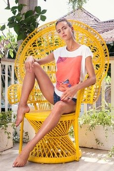 Manifesto Art Clothes - Bluzka Dama od Maxima