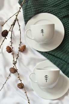 My Mug Company - TREE FILIŻANKA