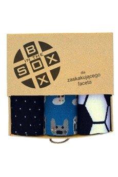 Sox in the Box - Box dla Zaskakujęcego Mężczyzny - Skarpetki