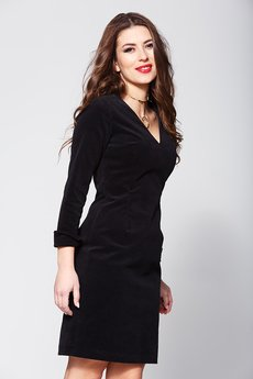 Zoee - Inès biznesowa mała czarna