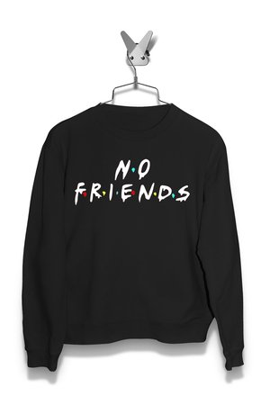 Bluza no friends Męska