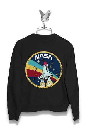 Bluza NASA Rakieta Męska