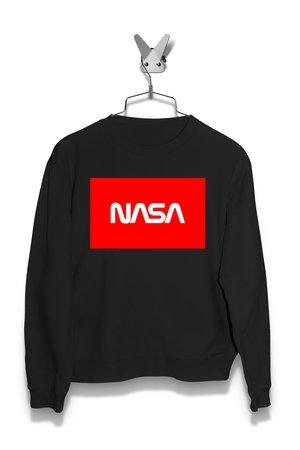 Bluza NASA czerwone Męska