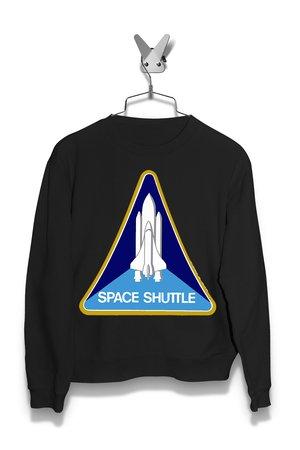 Bluza Space Shuttle Damska
