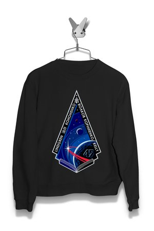 Bluza ISS Expedition 45 Patch Damska