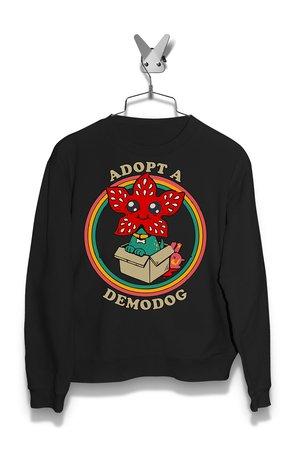 Bluza Adopt the Demodog Damska