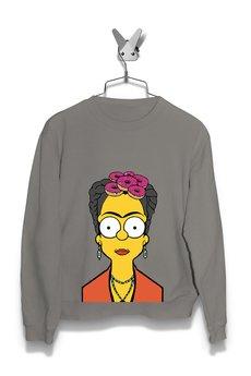 FailFake - Bluza Frida Simpsons Damska