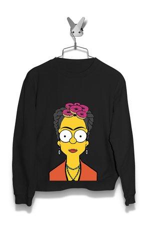 Bluza Frida Simpsons Damska