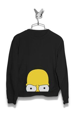 Bluza Przyczajony Homer Damska