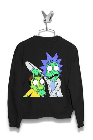 Bluza Toxic Rick i Morty Damska