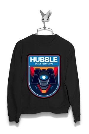 Bluza Images of Hubble Nasa Mission Damska
