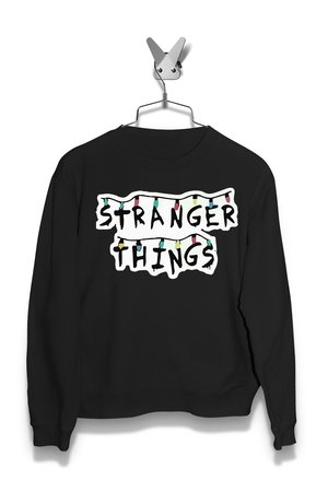 Bluza Światełka Stranger Thing Męska