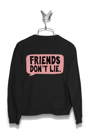 Bluza Friends don't lie Damska
