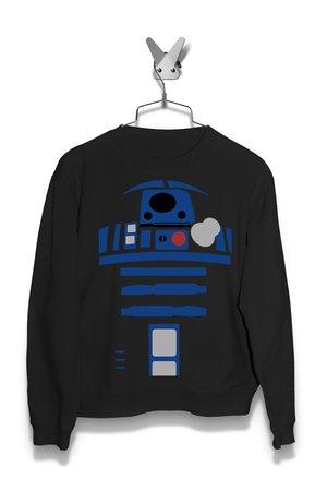 Bluza R2-D2 Damska
