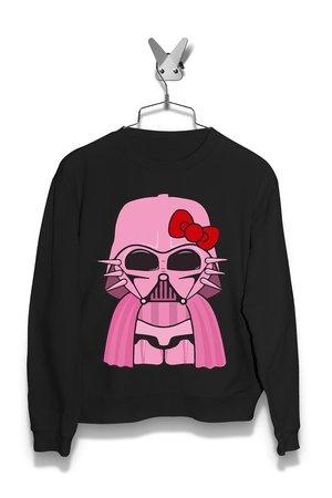 Bluza Hello Kitty Vader Męska