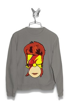 FailFake - Bluza Bowie Simpsons Męska
