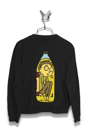 Bluza Morty w butelce Męska