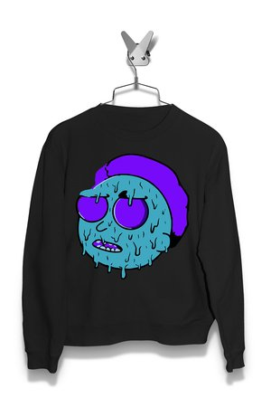 Bluza Morty Toxic Męska