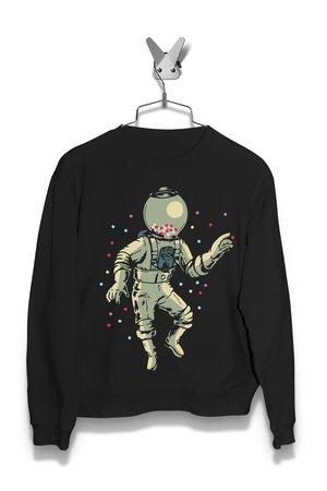 Bluza Cukierkowy Astronauta Męska