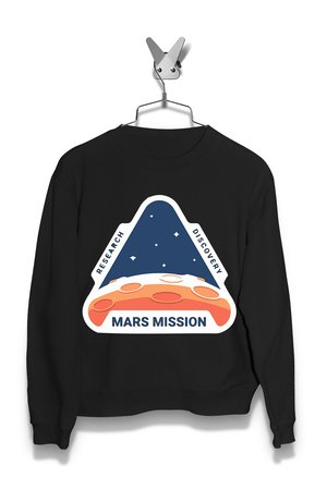 Bluza Mars Space Mission v1 Męska