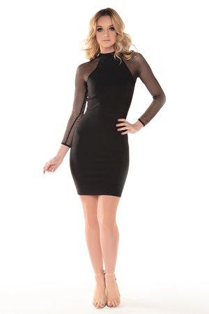 Sukienka czarna Liliane