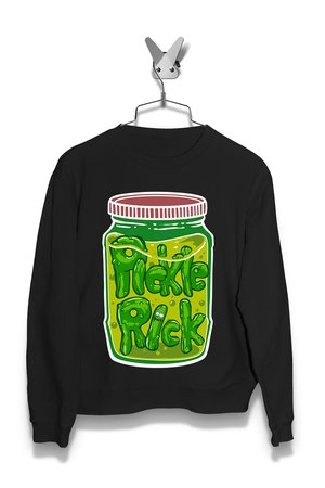 Bluza Pickle Rick Damska