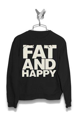 Bluza Fat and Happy Damska