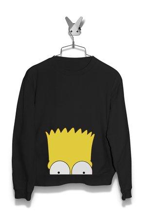 Bluza Przyczajony Bart Męska