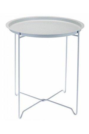 Stolik Składany Biały