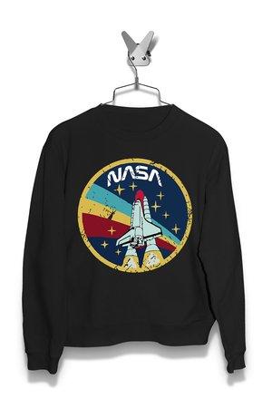 Bluza NASA Rakieta Damska