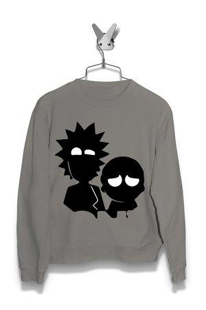 Bluza Rick i Morty Damska