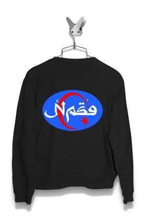Bluza NASA arabskie Damska