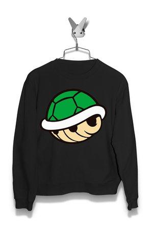Bluza Skorupa żółwia Damska